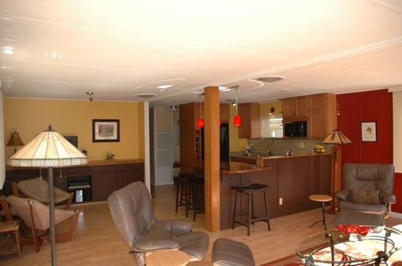 Mobile home ideas mid century modern style inspired remodel mobile home remodeling ideas - Mid century mobel ...