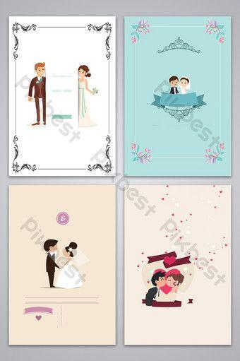 Simple Wedding Invitation Background Design Pikbest Backgrounds Wedding Invitation Background Invitation Background Simple Wedding Invitations