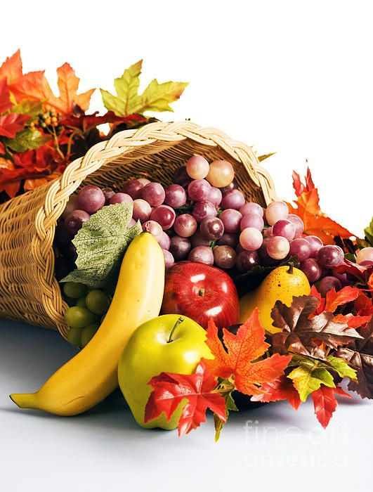 Cornucopia thanksgiving centerpiece fall table