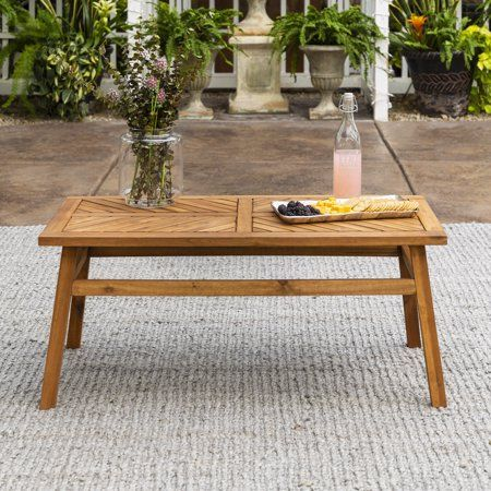 Patio Garden Outdoor Coffee Tables Coffee Table