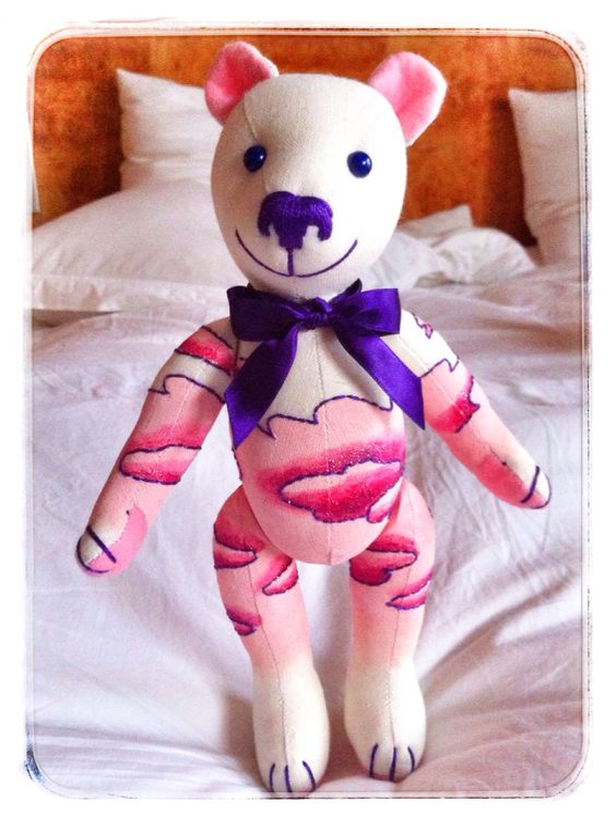 Teddy bear mini KASUMI