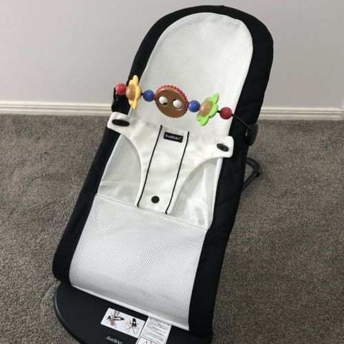 New Baby Bjorn Balance Bouncer Mesh For Hire Gold Coast Hire Baby Equipment From Other Parents For Your Next Ho Baby Equipment New Baby Products Baby Bjorn