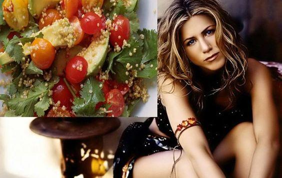 Η καλοκαιρινή σαλάτα με κινόα της Jennifer Aniston. Φτιάξτη κι εσύ