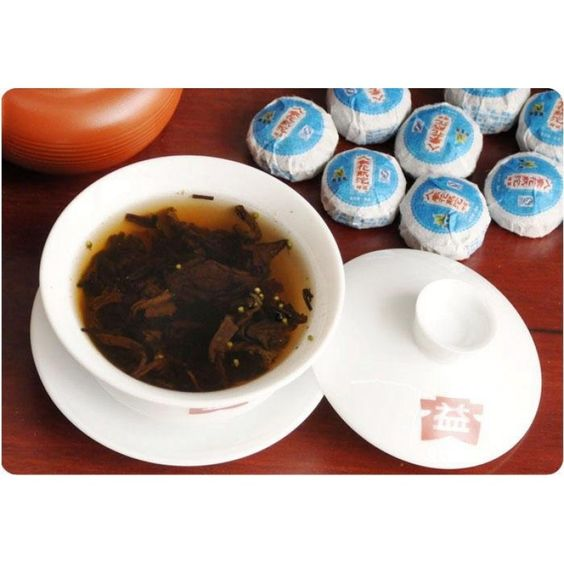 Pu-erh tea (also commonly known as 'puer,' 'pu'er,' 'po lei' and 'bolay' tea, and known as 'dark tea' or 'black tea' in China) is a semi-rare type of tea that is made in Yunnan, China. In the West.