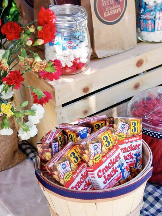 Awesome july 4th party ideas birthday impromptu parties for 4th of july celebration ideas