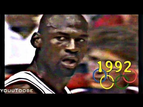 1992 Olympics USA Dream Team vs Croatia Basketball Gold Medal Game - http://www.truesportsfan.com/1992-olympics-usa-dream-team-vs-croatia-basketball-gold-medal-game/