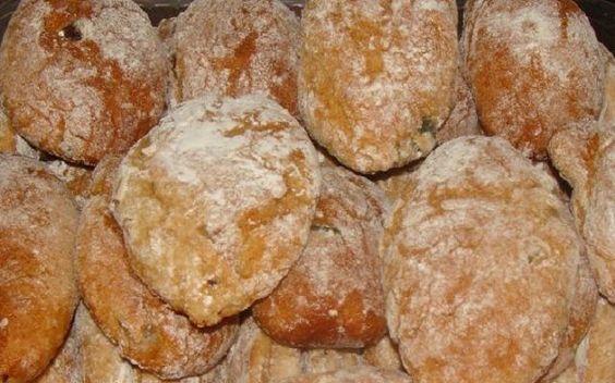 Broinhas de Batata com Abóbora e Frutos Secos | Doces ...