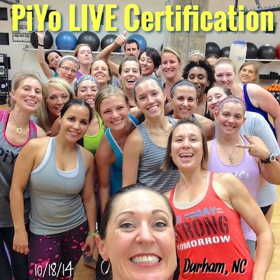 piyo certification training review by Peanut Butter Fingers