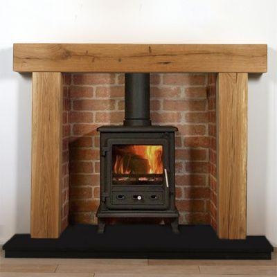 Canterbury Rustic Oak Beam Fireplace Home Pinterest Mantels Wood Mantels And Stone Fireplaces