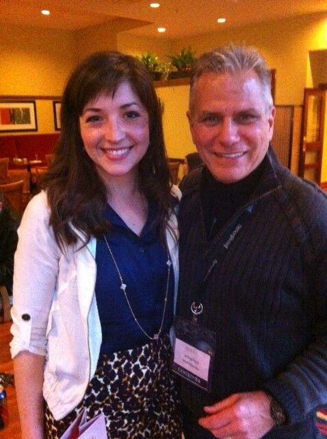 @Karen Darling Sync team member with client Jeffrey Paul #FFNash