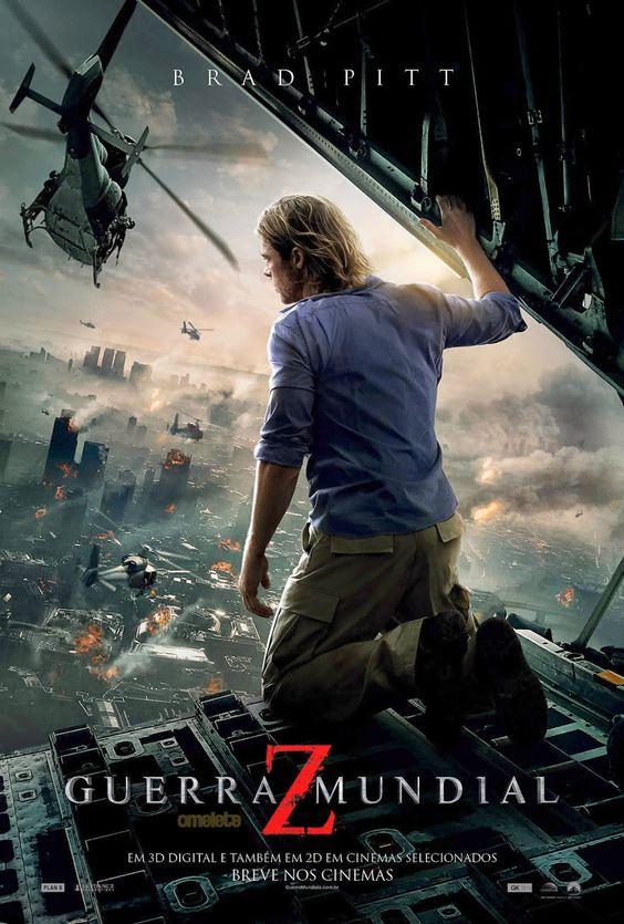 Dica de Filme: Guerra Mundial Z