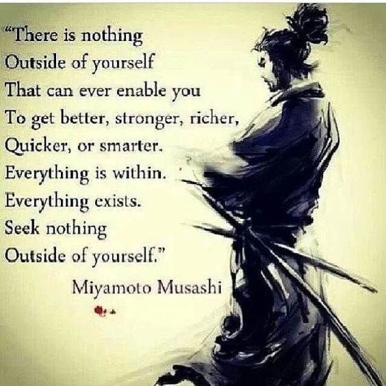 The Book of Five Rings (五輪書, Go Rin No Sho) is a text on kenjutsu and the martial arts in general, written by the swordsman Miyamoto Musashi (宮本 武蔵) circa 1645 // Thanks Eva for the tip!