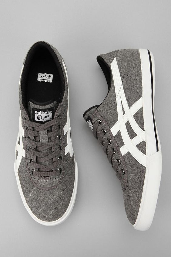 Onitsuka Tiger by Asics Rotation 77 | grey sneaker | casual men's style