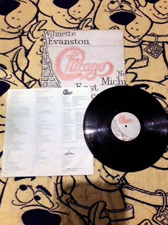 Chicago X1 Vinyl Record Album 1977 Release On Columbia Label 34860 Record Is Vg To Better And Comes With Inner She With Images Vinyl Record Album Vinyl Records Records