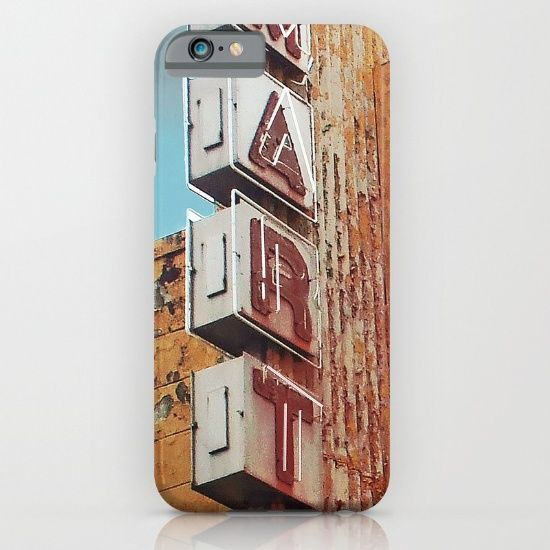 """The Martin Theater's sign makes the PERFECT """"Art"""" phone case. https://society6.com/product/the-crumbling-martin-theater_iphone-case#9=375&52=377"""