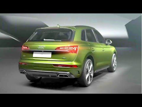 2021 Audi Q5 New 2021 Audi Q5 Interior Exterior And Drive Youtube Audi Q5 Audi Exterior