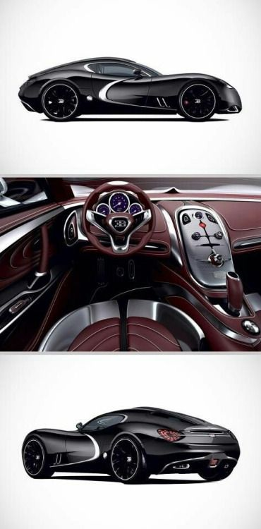 Bugatti Gangloff Concept: