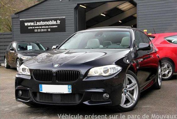 OCCASION BMW SERIE 5 (F10) 550I XDRIVE SPORT DESIGN INDIVIDUAL