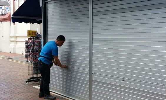Roller Shutter Installation and Repair Services (Singapore)  http://www.chengxing.com.sg/our-services