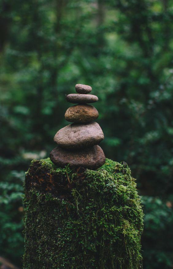 Voice of Nature - millivedder: Balance Prints