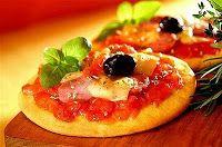 Massa para Pizza - Máquina de Pão