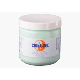 China Gel Topical Pain Reliever - 16 Oz. Jar by China Gel. $38.95.