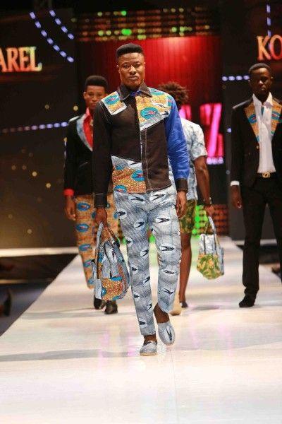 Glitz Africa Fashion Week 2013 Kolture Apparel - #ItsAllAboutAfricanFashion #AfricanKing #AfricanPrints #AfricanStyle #AfricanInspired #StyleAfrica #AfricanBeauty #AfricanFashion