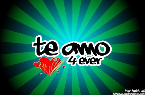 Te Amo Wallpaper - http://wallpaperzoo.com/te-amo-wallpaper-25459.html  #TeAmo