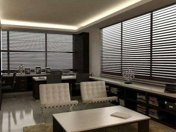 Oficina - H Calderón Interior Designer