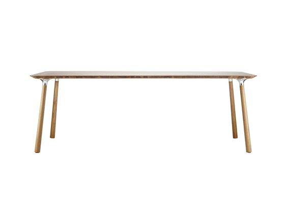 Buy the Thonet 1190 Dining Table online at Nest.co.uk