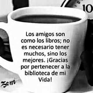Frases En Tazas De Café Frases De Amistad Amigos Frases Y