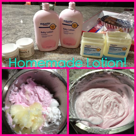Three Easy Steps To Homemade Lotion All You Need Is 2
