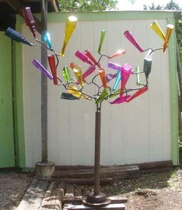 <3 bottle trees