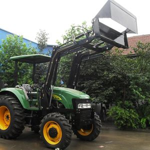 Front End Loader Kit Mahindra Tractors Pinterest Tractors And Tractor Implements