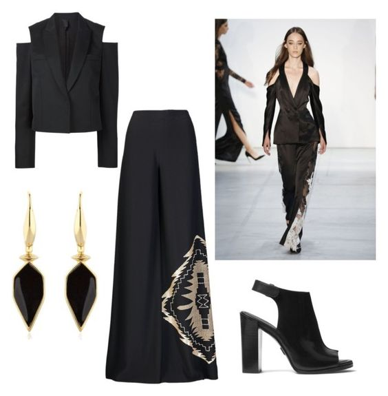 """Runway Style"" by mel-c-n ❤ liked on Polyvore featuring Vera Wang, Michael Kors, Isabel Marant, michaelkors, VeraWang, isabelmarant, polyvorecontest and shawna"