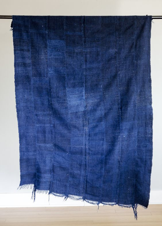 Vintage Indigo Cloth No. 11