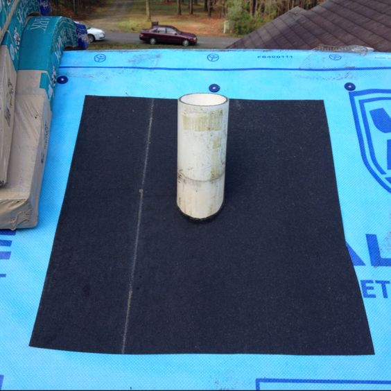 Proper Pre Flashing With Ice Amp Water Shield Before Shingle