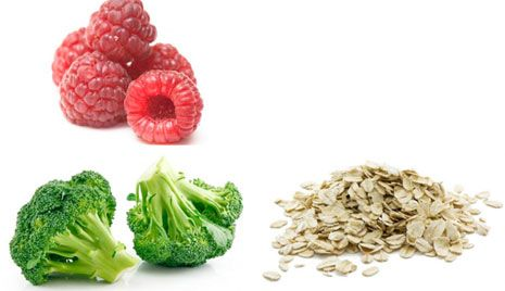 These fiber-filled foods aid weight loss by helping you feel full longer and monitoring digestion.