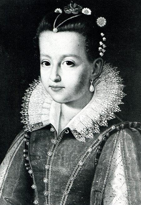 Eleonore de' Medici Duchess of Mantua and Montferrat (1567-1611)
