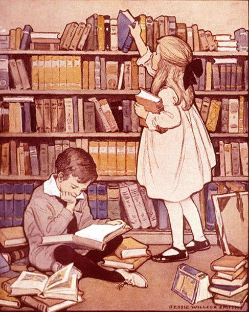 """Children's Book Week"" - Children in Art History:"