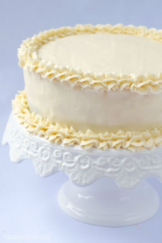 The BEST Vanilla Buttercream Frosting Recipe Cakes ...