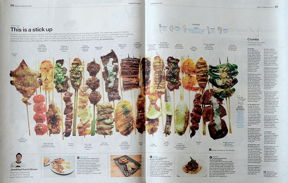 A silver medal goes to The Grid in Toronto, Canada, for Features Design Sections, Lifestyle. #snd35