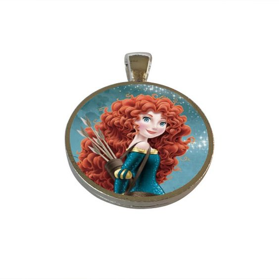Hey, I found this really awesome Etsy listing at https://www.etsy.com/listing/204064490/disney-princess-merida-brave-inspired