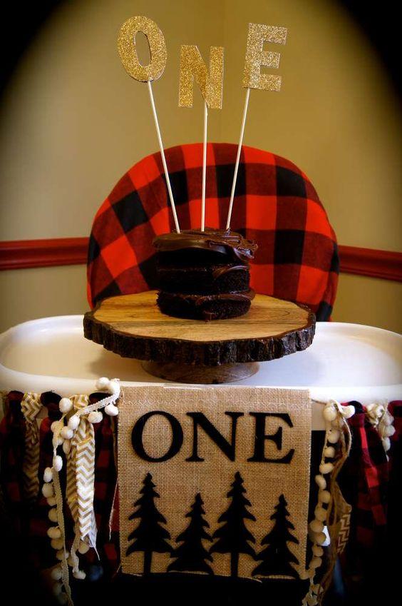 Lumberjacks Lumberjack Birthday Party And Birthday