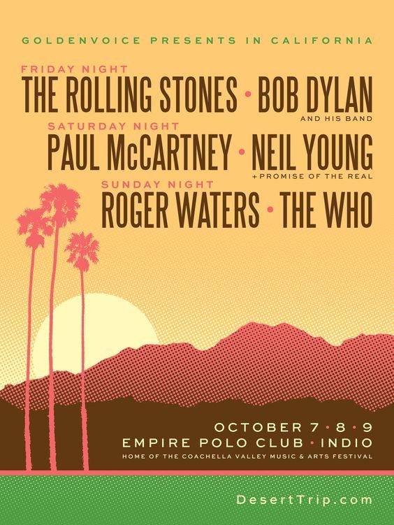 #deserttrip2016 #deserttrip #rockfestival #placetobe #california