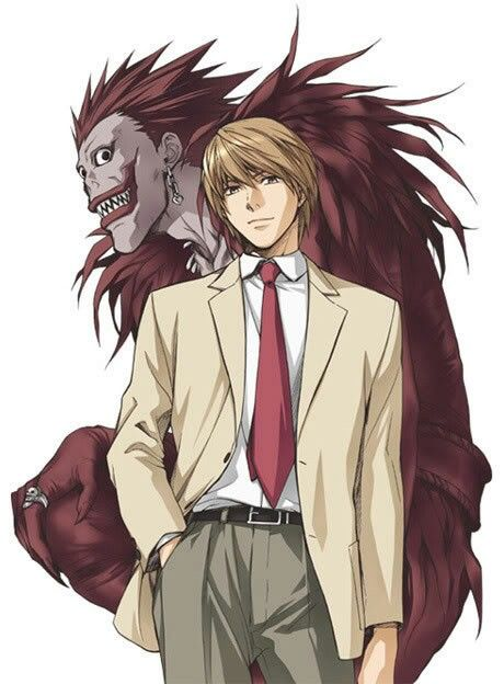 Light Yagami Ryuk Death Note Death Note Light Death Note Cosplay Death Note Kira
