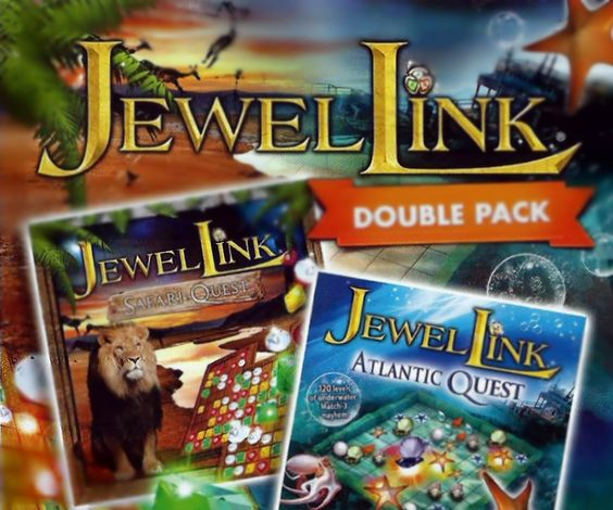 WIN: One of five copies of Jewel Link Double Pack on the 3DS! Follow Everybody Plays, and repin this post to enter! See the link for more ways to win!