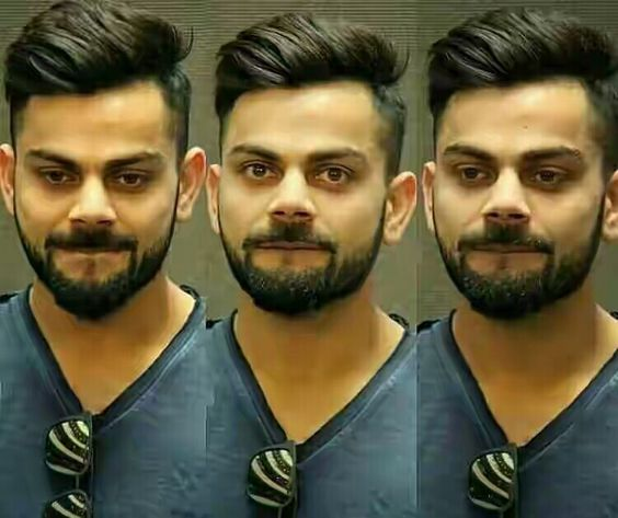 Choose Your Favourite Virat Kohli Hairstyle 50 Of Virat S Edgiest Looks