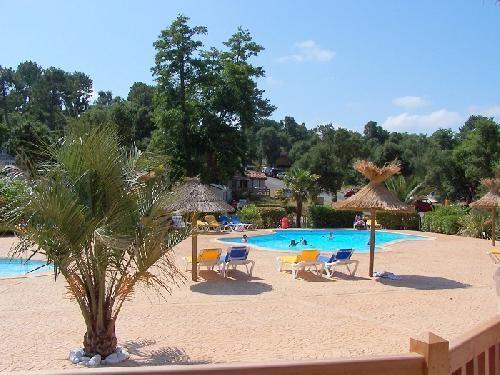 Les Méditerranées Camping Nouvelle Floride 5* - Camping Marseillan - camping a marseillanplage avec piscine