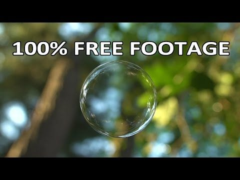Beachfront B Roll Floating Soap Bubble Free To Use Hd Stock Video Footage Youtube Stock Video Video Footage B Roll